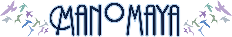 MANOMAYA Yoga Logo